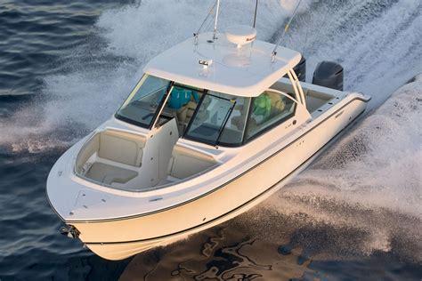 Pursuit Boats Dual Console by 2016 Pursuit Dc 325 Dual Console Power Boats Outboard