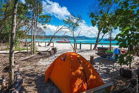 The Best Beach Camping Sites In Queensland