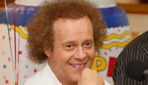 Richard Simmons Weight Loss