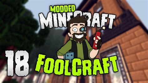 Minecraft Foolcraft  #18 Old New York?! [modded