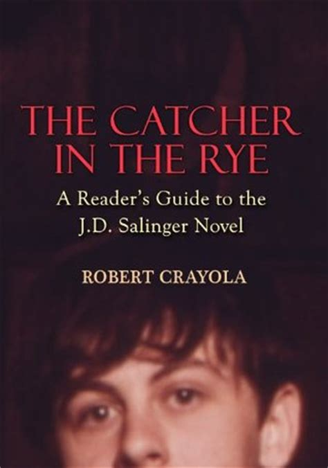 catcher   rye  readers guide   jd