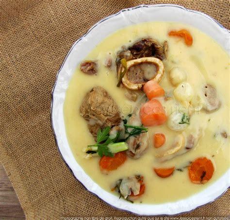 cuisine blanquette de veau blanquette de veau à l ancienne recette de ma grand