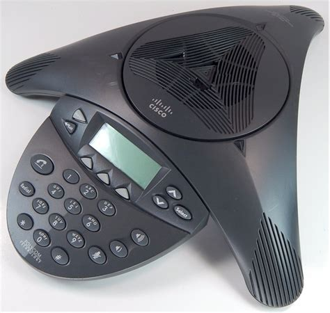 phone only works on speaker cisco ip conference phone 7936 cp 7936 works for parts