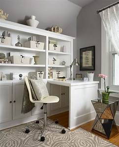 20 home office designs for small spaces With small home office design ideas