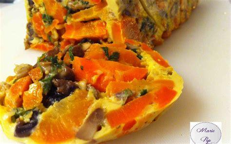 cuisine minceur michel guerard recettes terrine de carottes fondantes recette minceur