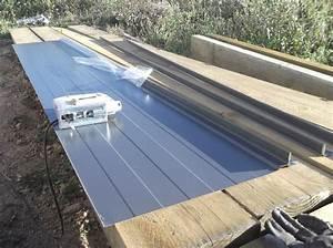 Tole Pour Toiture : peinture anti condensation pour tole bac acier ~ Premium-room.com Idées de Décoration