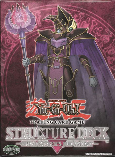 Spellcasters Judgement Structure Deck by Yugioh Magician Deck