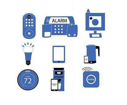 Icon Iot Device Computer Security Vectorified Personal