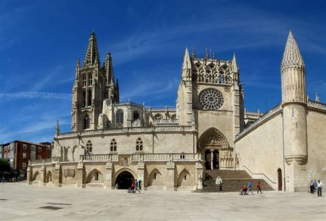 File:Burgos, Spain. The Cathedral.jpg - Wikimedia Commons