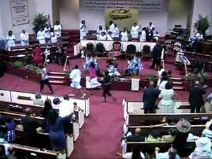 Free Gospel Holy Ghost Explosion 2010 - YouTube