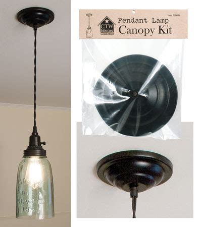 Pendant Lamp Canopy Kit Ctw Home Collection