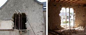 superieur trou dans mur porteur 2 ouverture mur porteur With trou dans mur porteur