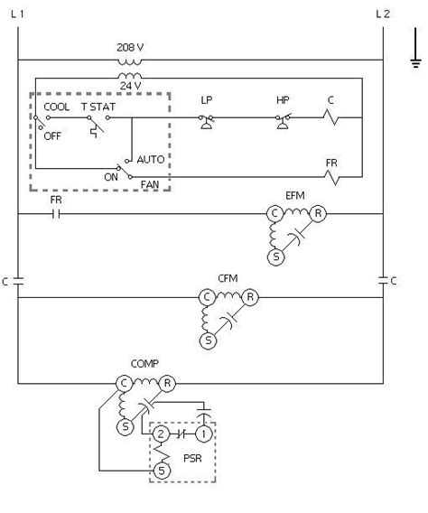 Factory Air Conditioning Schematic For Your Unit Can