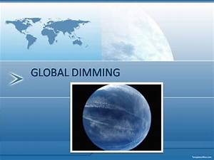 Global Dimming