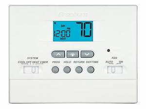 Builder Model 2200nc Thermostat