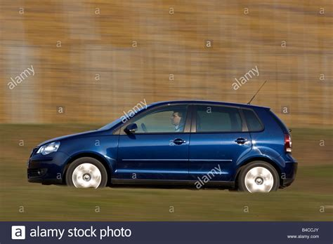 volkswagen dark blue car vw volkswagen polo 1 9 tdi model year 2005 dark