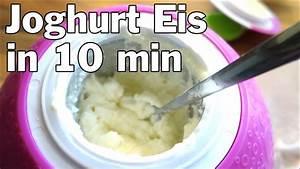 Eis Selber Machen Ohne Eismaschine Rezepte : leckeres joghurt eis selber machen in 10 min ohne teure ~ Watch28wear.com Haus und Dekorationen