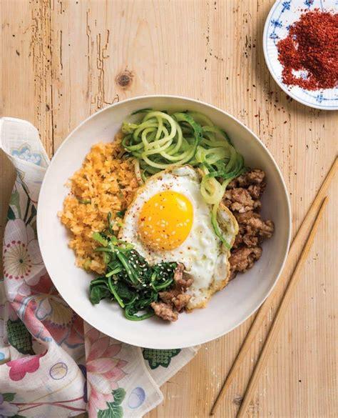 Kitchen Recipes by Bibimbap Recipe From Inspiralized Steamy Kitchen