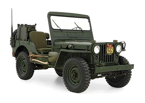 Uakom Koleksiyon Sayfa 1952 Willys Military Jeep Ural