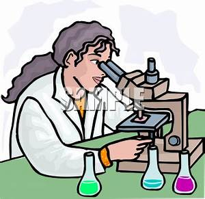 Science Microscope Clipart - Clipart Bay
