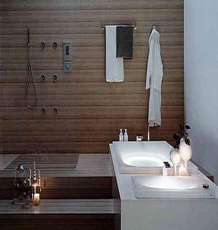 desain warna kamar mandi  bagus modern minimalis