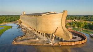 Ark Encounter / LeRoy Troyer ArchDaily