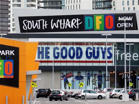 vicinity centres buys final piece  dfo south wharf
