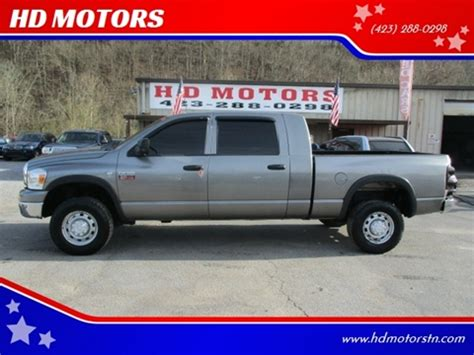 Kingsport Dodge by Used Dodge Ram 3500 For Sale In Kingsport Tn