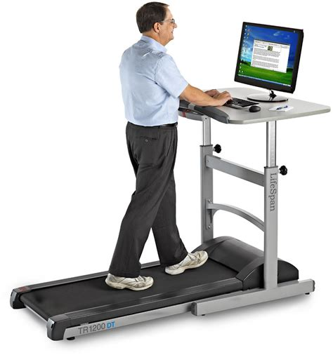 treadmill for desk at work the new treadmill desk to make life easier in your office