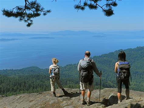 oyster dome hiking
