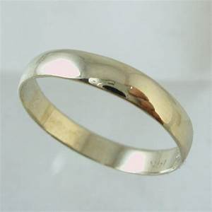Man wedding band14 karat recycled gold ring wedding band for 14 karat wedding ring