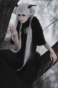 Lady Demon Cosplay