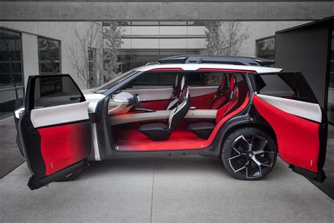suv nissan xmotion