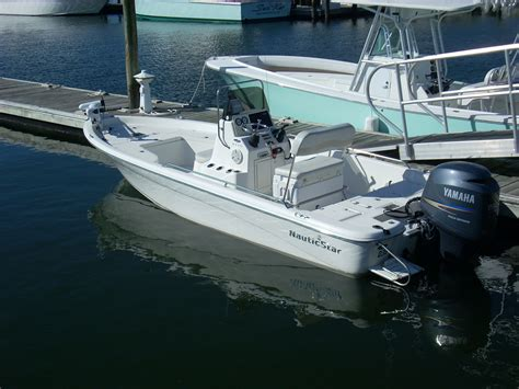 How Are Nautic Star Boats by 2007 Nautic Star 2110 Bay Boat Sold The Hull Truth