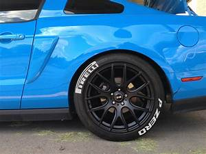 White letter tires - Ford Mustang Forum