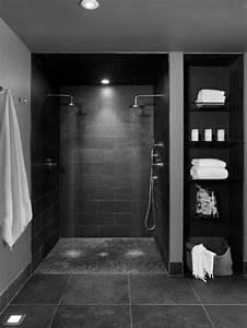 faience salle de bain gris et blanc maison design With exceptional gris anthracite avec quelle couleur 1 quelle couleur salle de bain choisir 52 astuces en photos