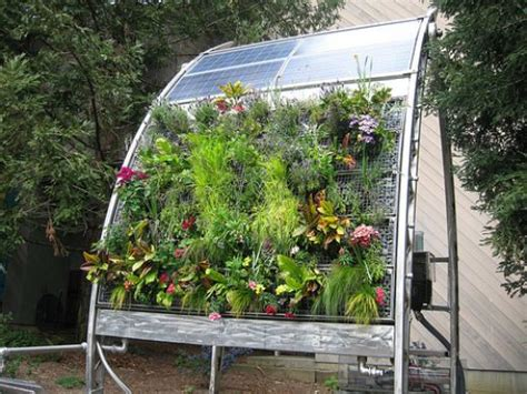 Vertical Hydro Garden by Sustaining Your Hydroponic Garden Naturally Hydroponic