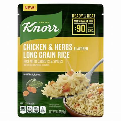 Knorr Rice Chicken Flavored Ready Herb Unilever