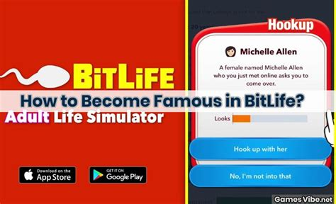 bitlife become famous