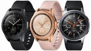 Samsung Galaxy Smartwatch For 2018 Focuses On Enhancing