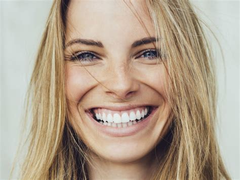 Smile: Health and wellbeing benefits of smiling and being happy