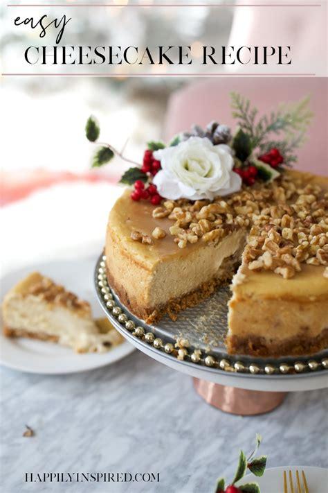 Press onto bottom of pan. The Best Philadelphia Cheesecake Recipe Ever! | Cheesecake recipes, Easy cheesecake recipes ...