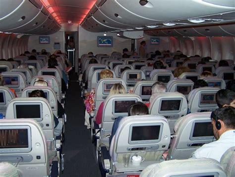 siege a380 emirates avis du vol emirates sydney dubai en economique