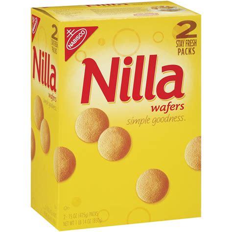 Nabisco Nilla Wafers - 2/15 oz. | eBay