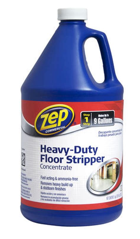 Zep Floor Application by Zep Commercial Heavy Duty Floor Concentrate At