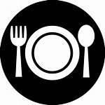 Icon Restaurant Svg Transparent Onlinewebfonts Restaurants Background