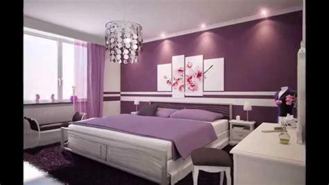 photos de décoration chambre violet