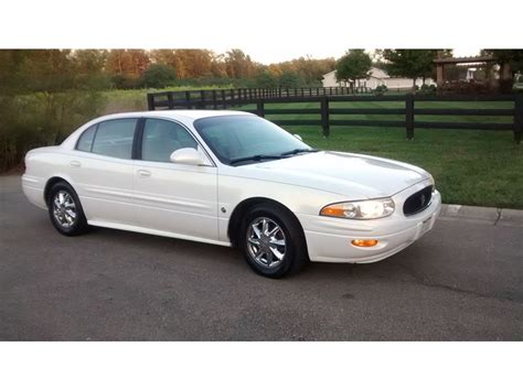 Used Buick Lesabre For Sale By Owner by 2004 Buick Lesabre For Sale By Owner In Cincinnati Oh 45999