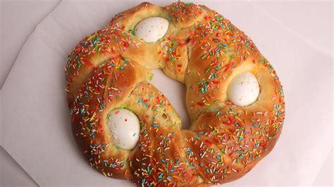Couch chesterfield leder silber / nottingham 3er s. Italian Easter Sweet Bread Recipe - Laura Vitale - Laura in the Kitchen Episode 357 - YouTube