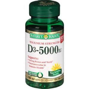 wedding registry options nature 39 s bounty d3 5000 iu vitamin d softgels 100 count